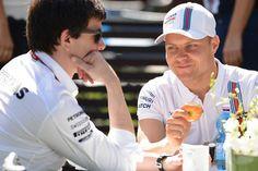 メルセデスとウィリアムズ、チーム人事について口を噤む  [F1 / Formula 1]