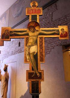 Category:Painted crucifix by Giunta Pisano (Pisa) - Wikimedia Commons