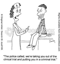 Clinical Research Humor