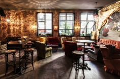 Ten Awesome Perth Bars Worth Travelling For Perth Bars, Speakeasy Restaurant, Tiki House, Warehouse Apartment, Converted Warehouse, City Living, Western Australia, Furniture, Wolf