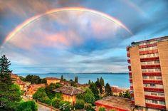 18 Beautiful Rainbows from Around the World. Arcobaleno