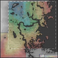 "[Fallout 4] ""I made a map"""