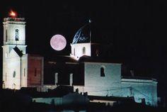 la luna llena
