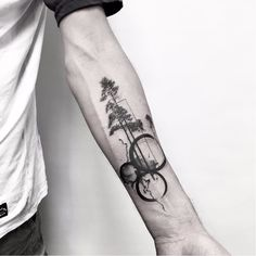 32 Tattoos for Women - Page 22 of 29 - Tattoo Designs Neue Tattoos, Bild Tattoos, Body Art Tattoos, Sleeve Tattoos, Mens Forearm Sleeve Tattoo, Tree Sleeve Tattoo, Trendy Tattoos, Small Tattoos, Tattoos For Women
