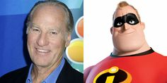 Craig T. Nelson in 'The Incredibles'