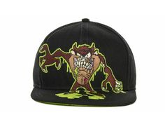 a285b0108c0 My custom drawn Zombie Taz hat! Available at Lids!