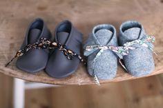 junkaholique: hand made moccasins--for Charlotte?