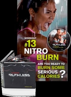 ruthless workout Yummy Healthy Snacks, Healthy Food Choices, Healthy Recipes, Workout Dvds, Workout Plans, 24 Day Challenge, Home Workout Equipment, Printable Workouts, At Home Workouts
