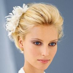 Wedding Day Styles for Short Hair   Beauty, Makeup & Hairstyle Blog