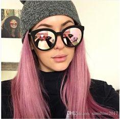 Rose Gold Mirrored Sunglasses, Mirrored Aviator Sunglasses, Pink Sunglasses, Cat Eye Sunglasses, Sunglasses Women, Sunnies, Rose Gold Aviators, Cute Rose, Hair Beauty