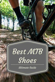 Best mountain bike shoes 2018.