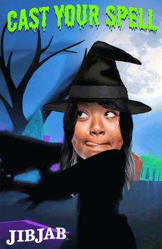 Leave your friends and family spellbound with this new JibJab Halloween video. Cast up to 5 of your favorite people today!