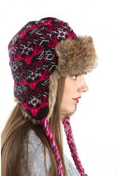 GWG Earflap Beanie   Girls with Guns Clothing.... my fiance surprised me with this... Love