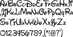 tipos de tipografia abecedario - Buscar con Google