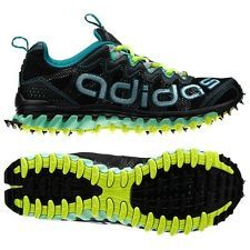 NIB Women's Adidas Vigor 3 High-Performance Trail Running Shoes All Sizes BkMint - already have the blue & orange vigors...these are next!