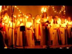 Sankta Lucia - Swedish Children's Songs - Sweden - Mama Lisa's World: Children's Songs and Rhymes from Around the World