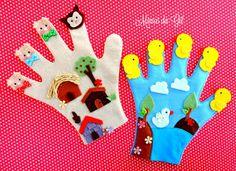 Finger Puppet Patterns, Finger Puppets, Felt Puppets, Bazaar Ideas, Felt Diy, Crafts For Kids, Sewing, Books, Baby