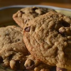 Best Big, Fat, Chewy Chocolate Chip Cookie- AMAZING