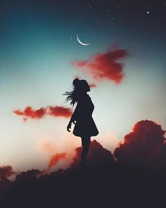 Floating Spirit Silhouette Photography Aesthetic Wallpapers Drowning Drown Drowning Water Un. Cute Wallpaper Backgrounds, Tumblr Wallpaper, Galaxy Wallpaper, Aesthetic Iphone Wallpaper, Girl Wallpaper, Nature Wallpaper, Aesthetic Wallpapers, Cute Wallpapers, Beautiful Wallpaper For Phone