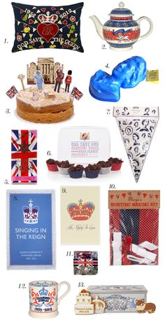 Best of British Continued from Icon Creative Design blog