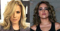 """Wanessa muda o visual e surge mais loira: """"Novo cabelo"""""""