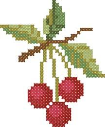 Ant of Sweden - The Needlework Shop - Cross stitch charts & Needlework kits Cross Stitch Charts, Cross Stitch Designs, Cross Stitch Patterns, Cross Stitching, Cross Stitch Embroidery, Embroidery Patterns, Cross Stitch Fruit, Cross Stitch Flowers, Needlework Shops