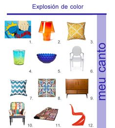 Architecture: Color Explosion