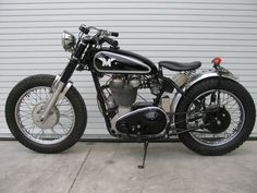 Matchless - goodwood inspired