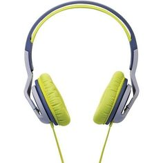 aa54883004a Soul Transform Superior-active-performance On-ear Headphones (lightning  Green) (pack of 1 Ea)