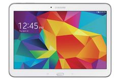 Samsung Galaxy Tab 4 (10-Inch, White)
