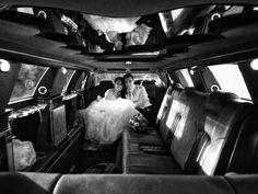"""Día 216: """"de #boda en #limusina en #Torrelodones"""" #proyecto365 días, solo fotos con #Iphone6plus www.miguelonievafotografo.com"""