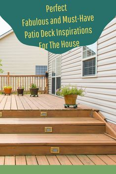 7 Greatest Backyard Deck Landscaping Tips for the family Easy Deck, Cool Deck, Patio Deck Designs, Patio Design, Lawn Mower Maintenance, Types Of Lawn, Best Lawn Mower, Deck Landscaping