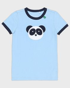 Fred´s World By Green Cotton Panda T-skjorte