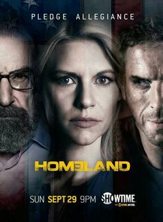 Homeland - Season 3, cannot wait!