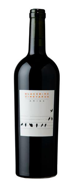 2010 Blackbird Vineyards Arise!  Hear Winemaker, Aaron Pott wax poetic!