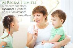 A importância de envolver os filhos na criação das regras familiares