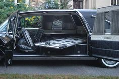Flower Car, Station Wagon, Casket, Ambulance, Old Cars, Cadillac, Funeral, Limo, Automobile
