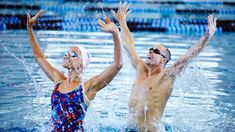 The story of the greatest synchronized swimmer ever and his quest for Olympic gold Synchronized Swimming, Relentless, Espn, Olympics, Artsy, History, Sports, Gold, Sport