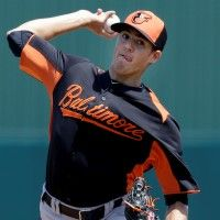 Orioles call up top pitching prospect who really loves donuts  Kevin Gausman is mildly superstitious, and/or really loves donuts.