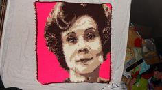 Dolores Umbrigde Blanket Square by Maintje.deviantart.com on @DeviantArt