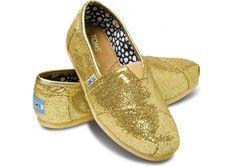 Gold Women's Glitters hero
