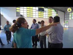 Cronistas Deportivos de Centroamerica, visitan Instalaciones Deportivas