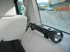 flashlight mount - Jeep Commander Forums: Jeep Commander Forum