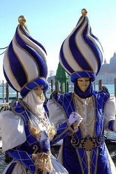 blue&white.quenalbertini: Venice Carnevale