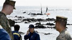 US military Osprey aircraft crash-lands off Okinawa- no fatalities