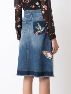 Acne Studios - Karlotta Li Natural - Skirts - SHOP WOMAN - Shop Shop Ready  to Wear, Accessories, Shoes and Denim for Men and Women   Юбки   Pinterest    Acne ... fbd8d645693