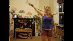 Revolving Body Wrap Hoop Dance Tutorial