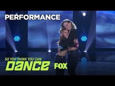 Emma & Gaby's Tap Performance   Season 13 Ep. 11   SO YOU THINK YOU CAN DANCE - YouTube