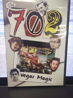 THE 702 PROJECT DVD RICK LAX BLAKE VOGT BIZZARO JUSTIN FLOM MAGIC TRICKS Please check out all our rare value priced Magic tricks & Books at: http://stores.ebay.com/webrummage