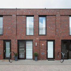Een mooi voorbeeld van een starterswoning met  een verdieping.